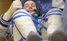 Thomas Pesquet Expedition 50 avant-vol
