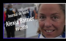 #VG2020 - Journal de bord d'Alexia Barrier, skipper TSE/4MyPlanet