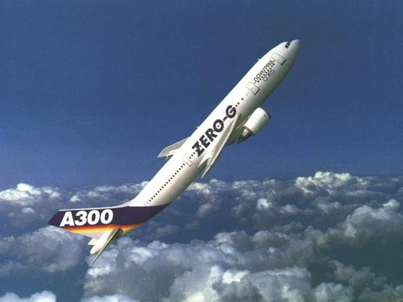Airbus en vol